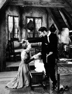 Lillian Gish and John Gilbert                                                                                                                                                                                 More