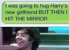 I can never give his girlfriend a hug :( boohoo I guess that's price I have to pay being his girlfriend :)))❤