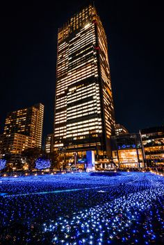 They say that this is the nightlife capital in the world - Roppongi, Tokyo.