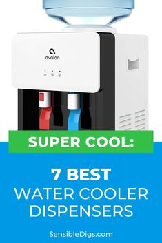 Are you in the market for a quality water cooler dispenser? We've got you covered with our buyer's guide of the top 7 models on the market, according not just to experts but to real homeowners just like you. #waterdispenser #watercooling  #drinkwater #drinkingwater #drinkmorewater