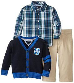 Tommy Hilfiger Baby-Boys Infant Brandon Sets, Olympic Blue, 24 Months Tommy Hilfiger http://www.amazon.com/dp/B00K7BUS0O/ref=cm_sw_r_pi_dp_ciRAub0VA28G9