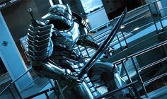 Silver Samurai is usually the alias of with the exception of The Wolverine where he and Keniuchio Harada are separate characters. Silver Samurai (Marvel), Silver Samurai (X-Men Movies) Marvel Villains, Marvel Movies, Marvel Dc, Silver Samurai, Gi Joe, Beyond Good And Evil, My Superhero, Mass Effect, Punisher