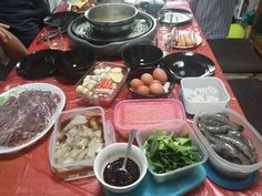 Korean BBQ Steamboat @ Home Sweet Home.