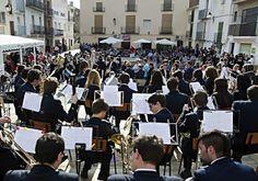 La Diputación de Castellón invierte más de 22.000 euros para formar a medio millar de jóvenes músicos del Alto Palancia