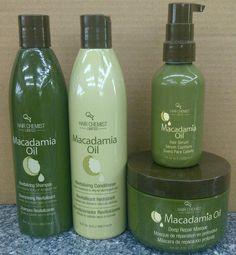 Hair Chemist Macadamia Oil Hair Products