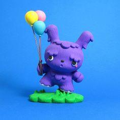 """Balloon Monster Custom 3"""" Dunny"""