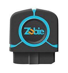 Save on Zubie Consumer Connected Car Service with Always-On GPS Tracking (for Families and Teen Drivers) and Gps Tracker For Car, Cool Car Accessories, Teen Driver, Gps Tracking, Tracking Devices, New Drivers, Gps Navigation, Activities For Kids, Families