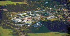 Aerial of Onslow College