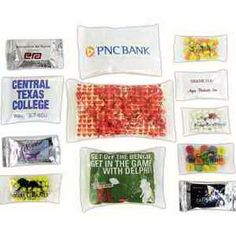 Promo Packs 1 Oz. Bags - Promo pack of candy corn.