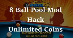 8 Ball Pool MOD APK Hack Unlimted Coins Download Free For Android ~ My Knowledge Idea
