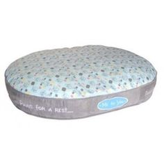 Super Soft Oval Bed - Jolly & Bea's Dog & Cat Accessories