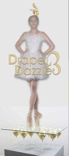 #White corset #Ballerina with pencil straps, Size:8-10 $29.95.Visit @DrapeandDazzle or our Facebook #fashion White Corset, Formal Prom, Ballerina, Elsa, Pencil, Facebook, Disney Princess, Disney Characters, Fashion