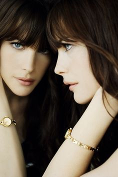 Liv Tyler the most beautiful woman on the face of the earth.