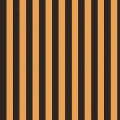 Free Digital Scrapbook Paper - Halloween Stripes