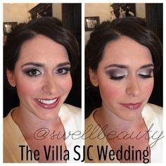 San Juan Capistrano  Wedding- Hair & Makeup by Dee @swellbeauty