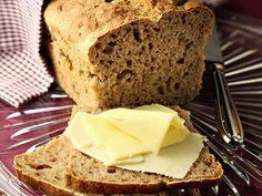 Pähkinäleipä Bread, Food, Brot, Essen, Baking, Meals, Breads, Buns, Yemek