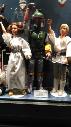 First toys of Starwars