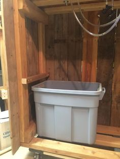 tank rest – fits above bucket for ice and kegs Diy Wedding Bar, Wedding Set Up, Beer Keg, Bar Ideas, Taps, Craft Beer, Basement, Wedding Planning, Rest