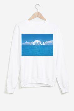 Rad | Frank Ocean Sweater - QUIETE IUVENTAE