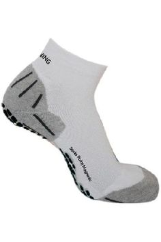 The SPM™ Running Line of socks are magnetically charged and calibrated in order to actively influence an athlete's psychological and physical performance by reducing fatigue, correcting balance and maintaining active muscles. Worn when running, jogging or competing, wearers experience improved endurance and better overall performance. Purchase the SPM™ Running Line socks to see the difference for yourself! $39.95