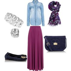Hijab outfit 4