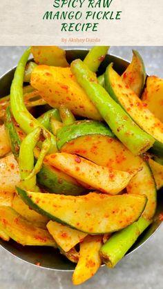 Puri Recipes, Veg Recipes, Spicy Recipes, Cooking Recipes, Pasta Recipes Indian, Chaat Recipe, Tasty Vegetarian Recipes, Chutney Recipes, Vegetable Side Dishes