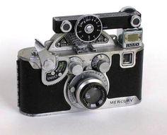 Beautiful vintage camera