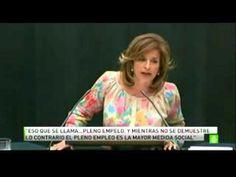 Ana Botella haciendo el ridiculo (una vez más) - YouTube
