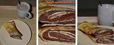 Palacsinta csokis avokádókrémmel (paleo palacsinta recept) ~ Éhezésmentes Karcsúság Szafival French Toast, Gluten Free, Healthy Recipes, Bread, Breakfast, Food, Drink, Life, Hungarian Recipes