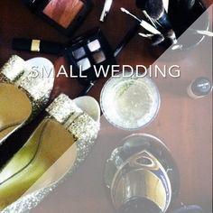 SMALL WEDDING | LOVING LIVING SMALL