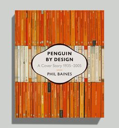 Penguin Books together as a set