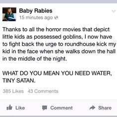the downside of horror movies