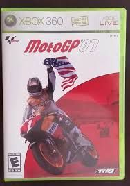 Moto Gp 07 Xbox 360 Includes It S Manual Disc Is In Good Condition Racing Video Games Video Game Covers Xbox