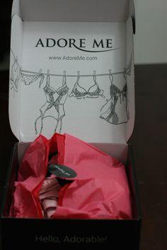 Adore Me June Unboxing  thedubinskystravels.com