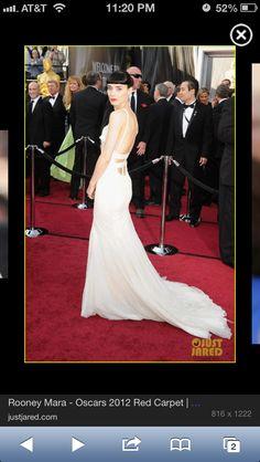 Rooney Mara oscars