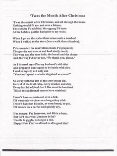 After Christmas poem.all too true. Christmas Towels, Christmas Rose, After Christmas, Christmas Scenes, Christmas Quotes, A Christmas Story, Christmas Balls, Christmas Holidays, Christmas Ideas