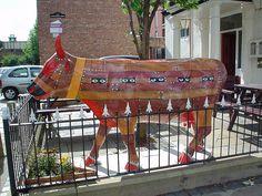 Trojan Cow II by Scoobymoo, via Flickr