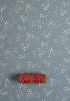 Patterned Paint Roller No.26  from Paint & by patternpaintrollers, €15.00