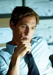 Image result for matthew mcconaughey true detective body