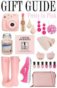 Gift Guide: Pretty In Pink All the best pink items you can find! The best all pink gift guide! : Gift Guide: Pretty In Pink All the best pink items you can find! The best all pink gift guide! Christmas Gifts For Girlfriend, Birthday Gifts For Girlfriend, Gifts For Your Girlfriend, Christmas Gifts For Her, Birthday Gifts For Her, Pink Christmas, Holiday Gifts, Girlfriend Meme, Crazy Girlfriend