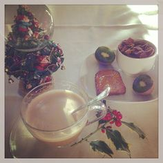 Good #xmas morning. Have a great Sunday! #healthyfood #breakfast - @melissazino- #webstagram