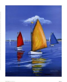 gunna get me a personal size sail boat :)