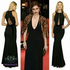 @blanca_suárez nuestra inspiración @remixance para el vestido Nicole  Espectacular en la Berlinale  www.Remixance.com