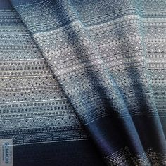 Didymos Indio Blues Hemp Wrap (hemp), Sz 4, April 2016