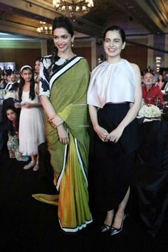 Kangana reacts on Deepika's fashion blooper at EMA - It's not a big deal what the style police says! | PINKVILLA