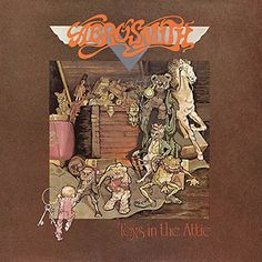 Toys in the Attic (album) - Wikipedia, the free encyclopedia