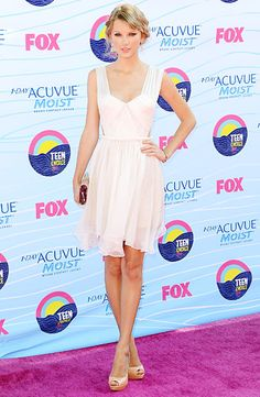 All-American Celeb Style Icons Taylor Swift