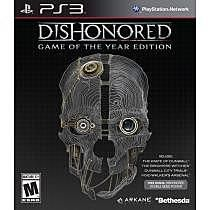 On sale now Dishonored: Game of the Year Edition - PlayStation 3 - TrackIf