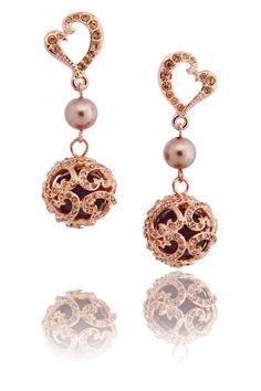 Bądź elegancka z By Dziubeka! #ByDziubeka #kolczyki #earrings #jewelry #elegant #stylish