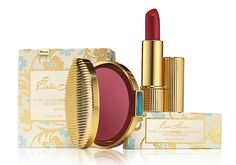 Estee Lauder Mad Men collection - @Laura Mersman, what do you think about it?